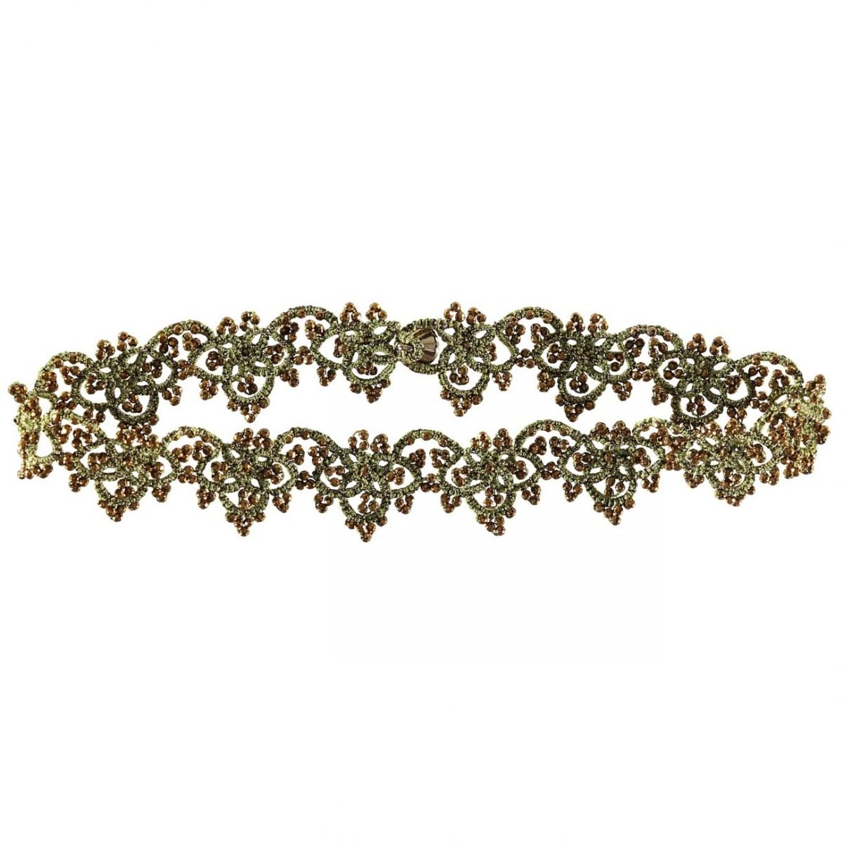 Suzy olive gold choker_Front _TO SEND2048x2048